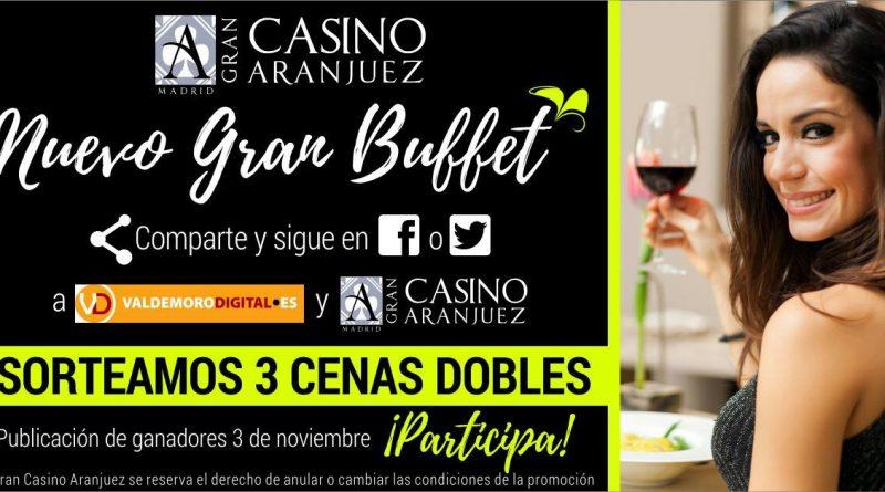 Valdemoro Digital te invita al Gran Casino de Aranjuez