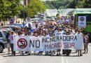 Pinto dice no a la incineradora de residuos en el sur de Madrid