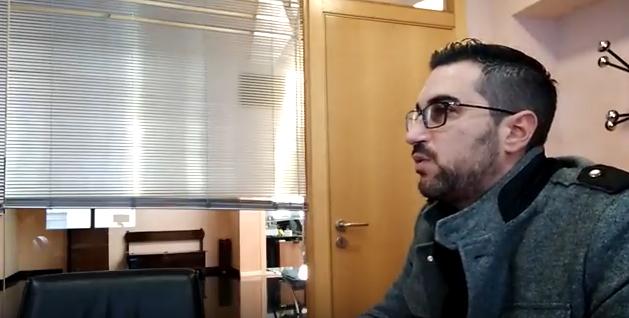 Diego Ortiz, PSOE Pinto
