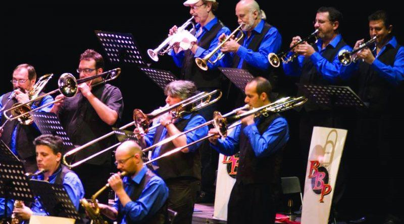 Pinto actuación Big Band