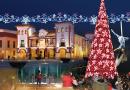 Pinto enciende de nuevo las Luces de Navidad