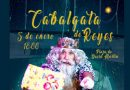 Cabalgata de Reyes 2018 en Pinto