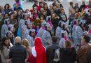 Concurso  de Murgas de Carnaval 2018 en Pinto