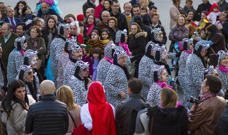 Concurso de Murgas de Carnaval en Pinto