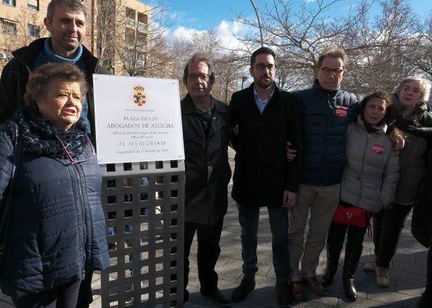 Plaza abogados de Atocha en Pinto