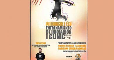 Pinto I Clinic Pintobasket