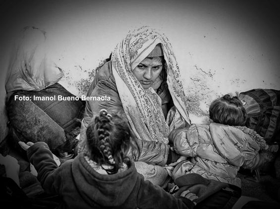Imanol Bueno Bernaola. Karuna por una menstruación digna