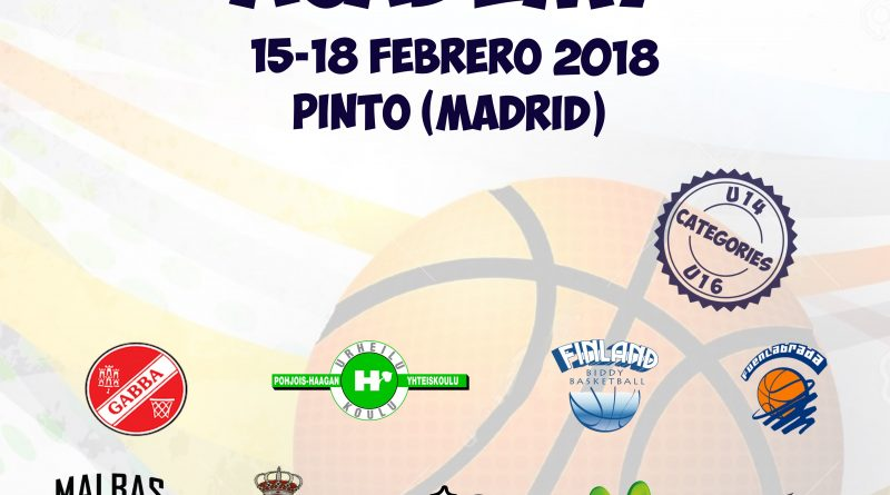 Torneo Internacional Chus Mateo Basket Academy de Pinto