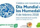Pinto celebra el día de los Humedales