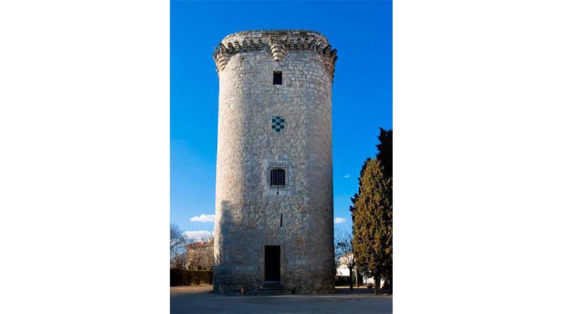 Torre del Éboli de Pinto