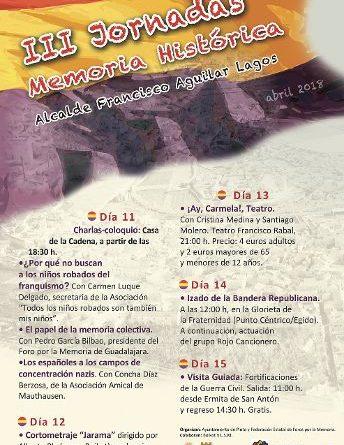 III Jornada de la Memoria Histórica de Pinto