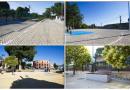 En Pinto Concluyen obras en La Plaza del Cristo