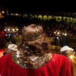 Preparación de la Cabalgata de Reyes 2019