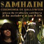 Pinto celebra el Samhain, antecedente del Halloween