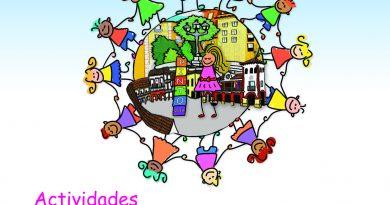 Actos en torno a los Derechos del niño y la niña en Pinto