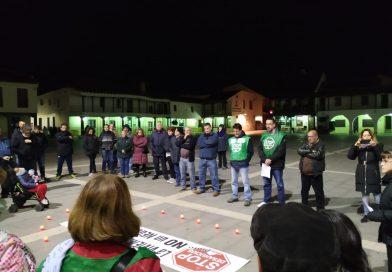 La PAH se manifiesta por el suicidio de una mujer en Madrid