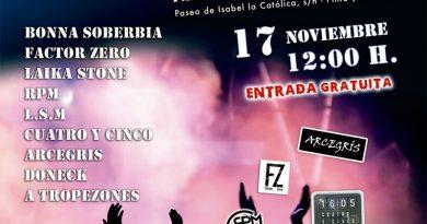 Punctum Sound Festival, doce horas de Rock con los Grupos Locales de Pinto