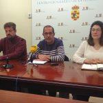 Pinto inicia procedimiento para la resolución del contrato con la UTE Valoriza-Gestyona