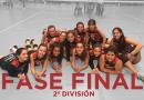 Por el Ascenso del Club Voleibol femenino infantil