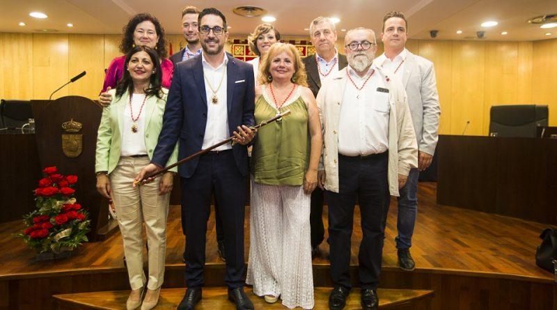 Diego Ortiz nuevo Alcalde de Pinto