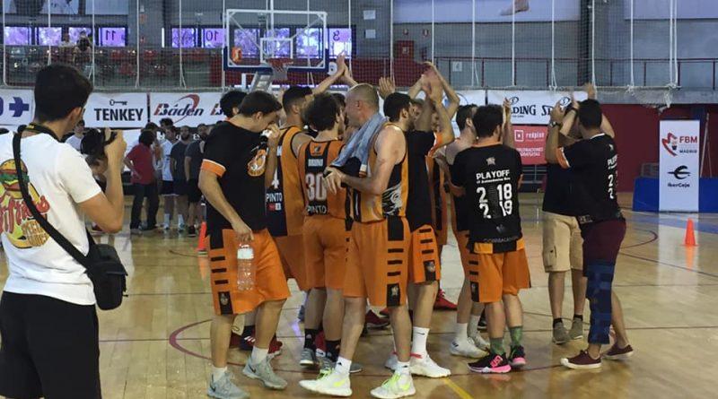Pinto-Basket asciende a la Primera División