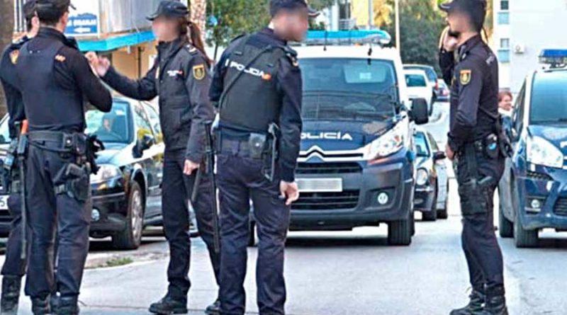 Informe de la Policía Nacional