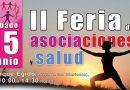 II Feria de Asociaciones y Salud en Pinto