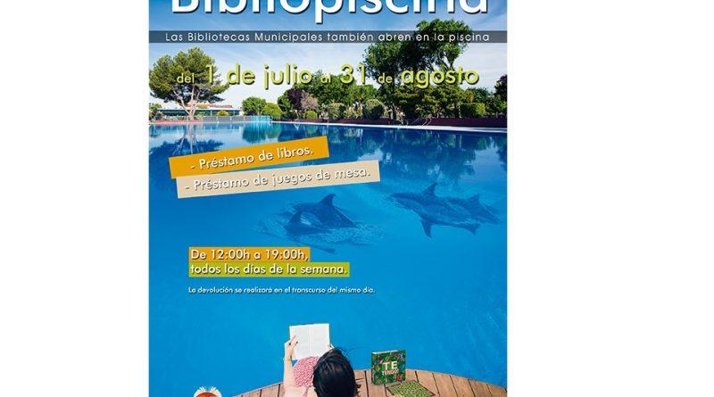 Chapuzones Lúdicos e Ilustrados con la Biblio-piscina