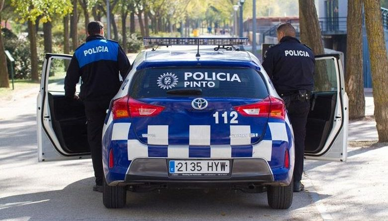 Intervenciones policiales durante junio