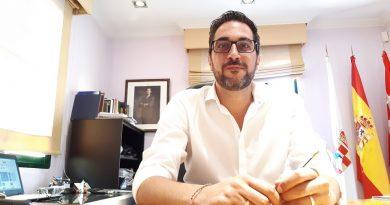Entrevista a Diego Ortiz alcalde de Pinto