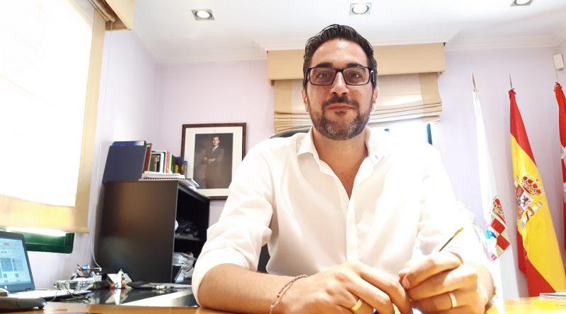 Entrevistamos a Diego Ortiz alcalde de Pinto