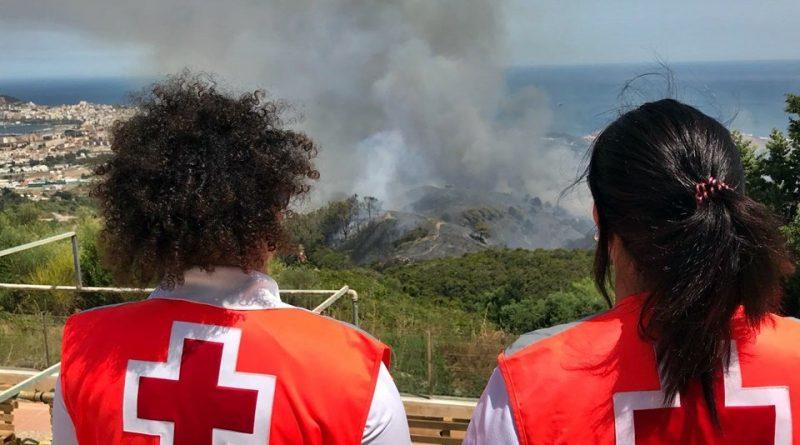 Para prevenir un incendio #ElMejorCortafuegosEresTú