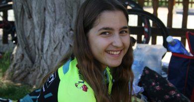 Laura Caballero al Club Sanse-Rotor