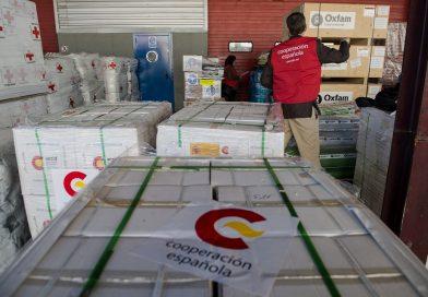 Pinto, Proyectos de Cooperación al Desarrollo