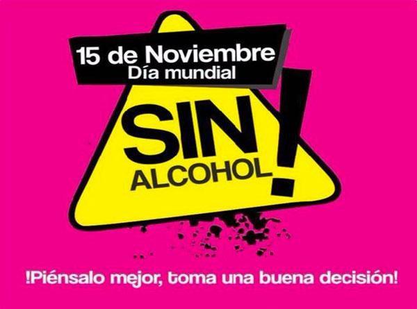 Semana sin alcohol en Pinto