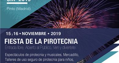 Pinto, la Gran Fiesta de la Pirotecnia