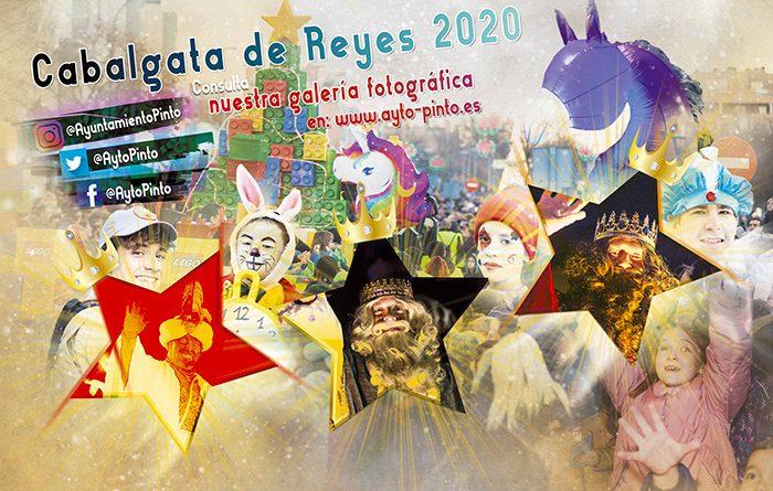 Éxito de la Cabalgata de Reyes 2020