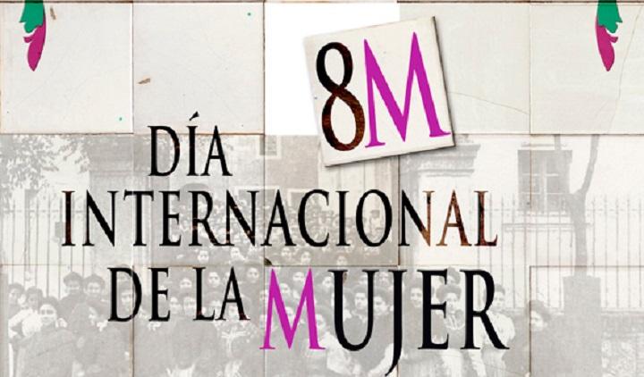 Concurso lema conmemorativo del 8 de marzo