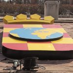 Escudo para el Parque Juan Carlos I