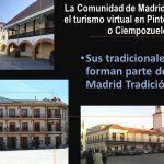 La Comunidad recomienda el turismo virtual