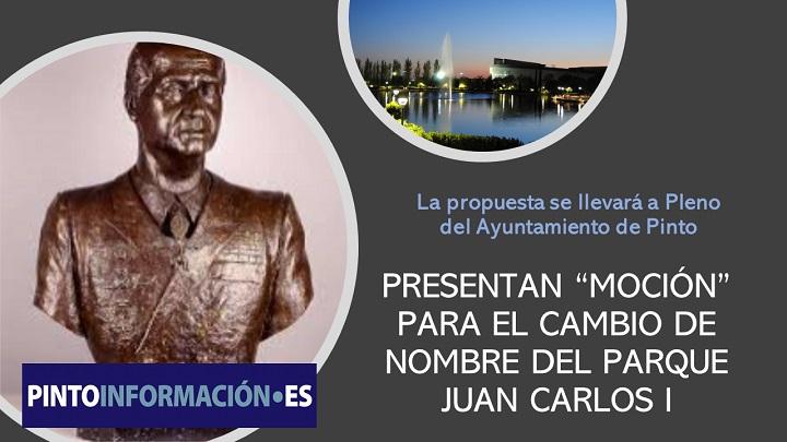 Nombre del Parque Juan Carlos I