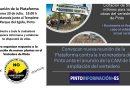 Reunión de la Plataforma contra la Incineradora de Pinto