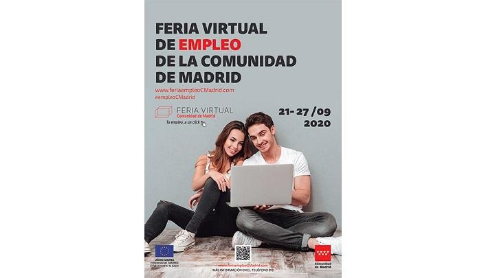 Pinto en la Feria de Empleo Virtual