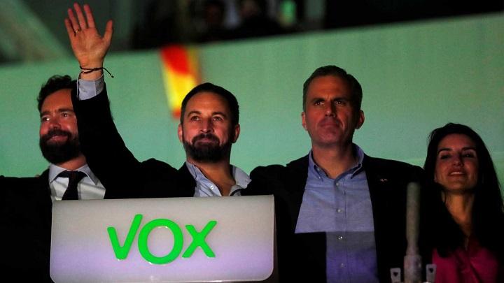 Vox celebra las elecciones internas