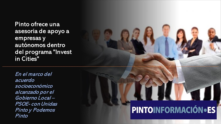 """Invest in Cities"" para empresas y autónomos"