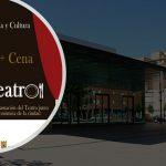 «CenaTeatro» ofertas gastronómicas y teatrales