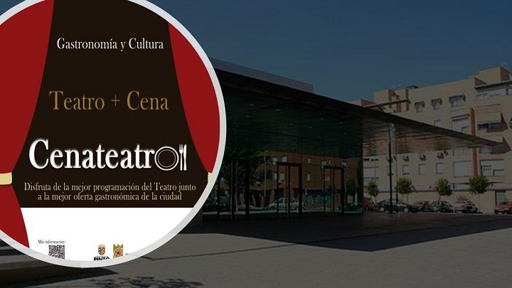 """""""CenaTeatro"""" ofertas gastronómicas y teatrales"""