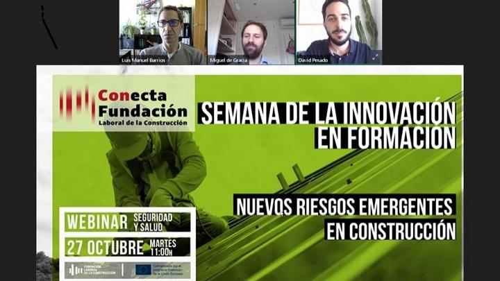 'Webinars' de la Semana de Innovación en Formación
