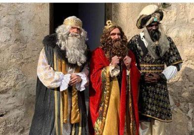Recorrido especial de los Reyes Magos