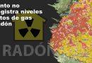 No hay niveles altos de gas radón